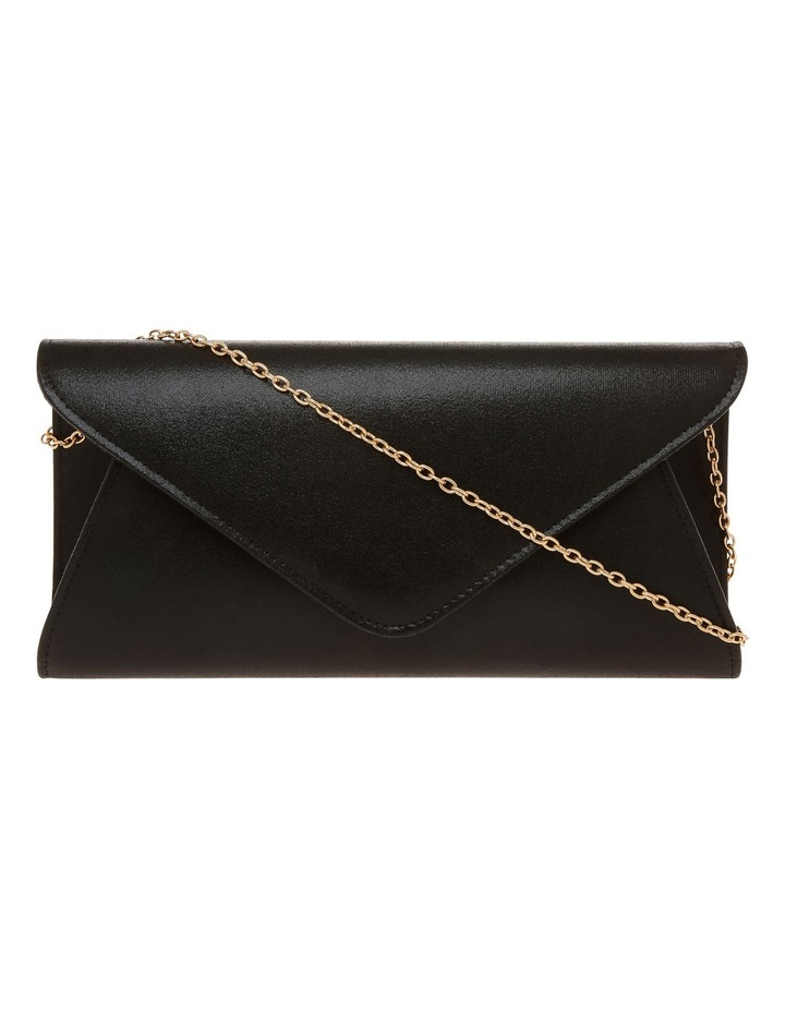 Paris Flap Over Clutch Bag image 1