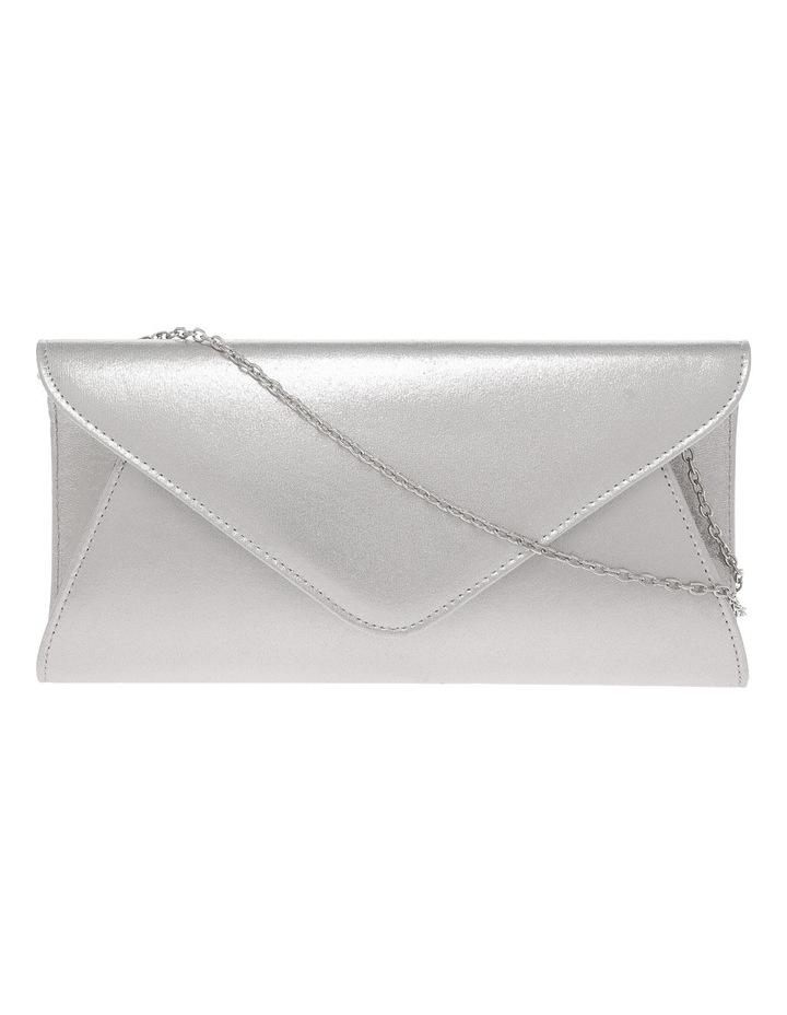 Paris Flap Over Clutch Bag image 1