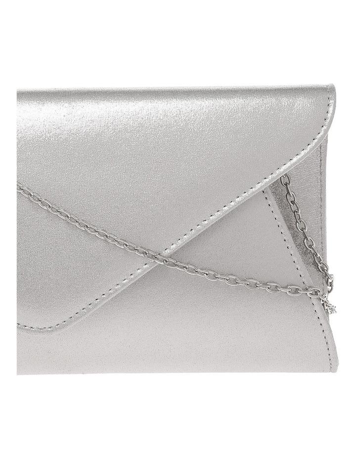 Paris Flap Over Clutch Bag image 3