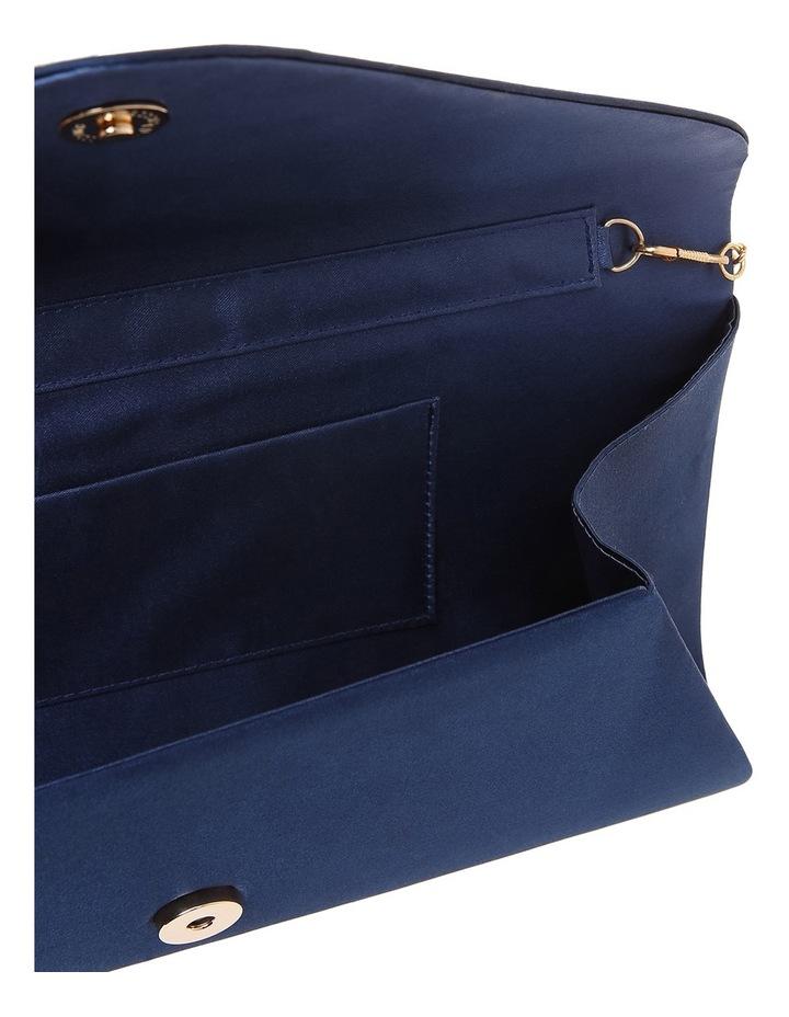 Paris Flap Over Clutch Bag image 4