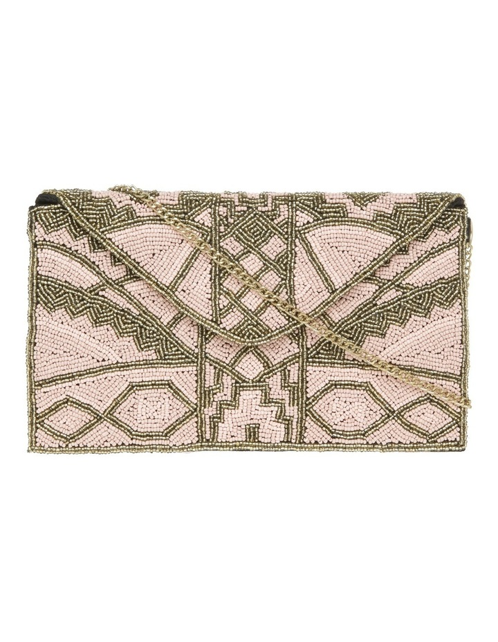 Cannes Flap Over Clutch Bag image 1
