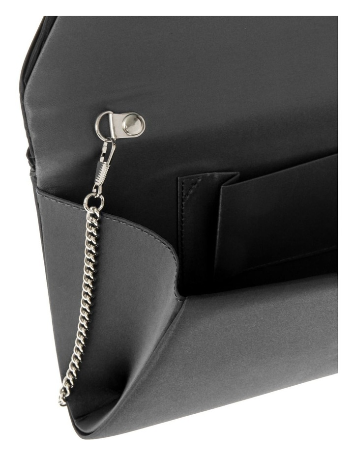Pleated Flap Over Clutch Bag VM18-484 image 2