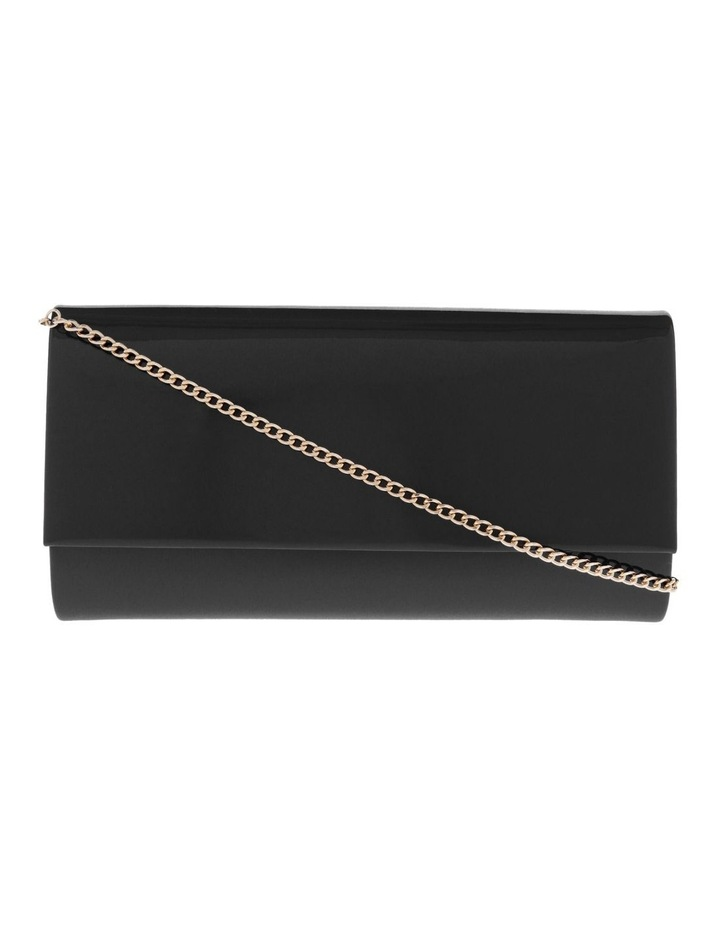 Patent Flap Over Clutch Bag VM18 - 385 image 2