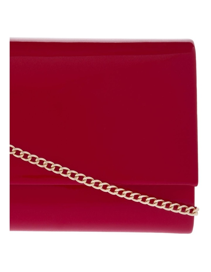 Patent Flap Over Clutch Bag VM18 - 385 image 3