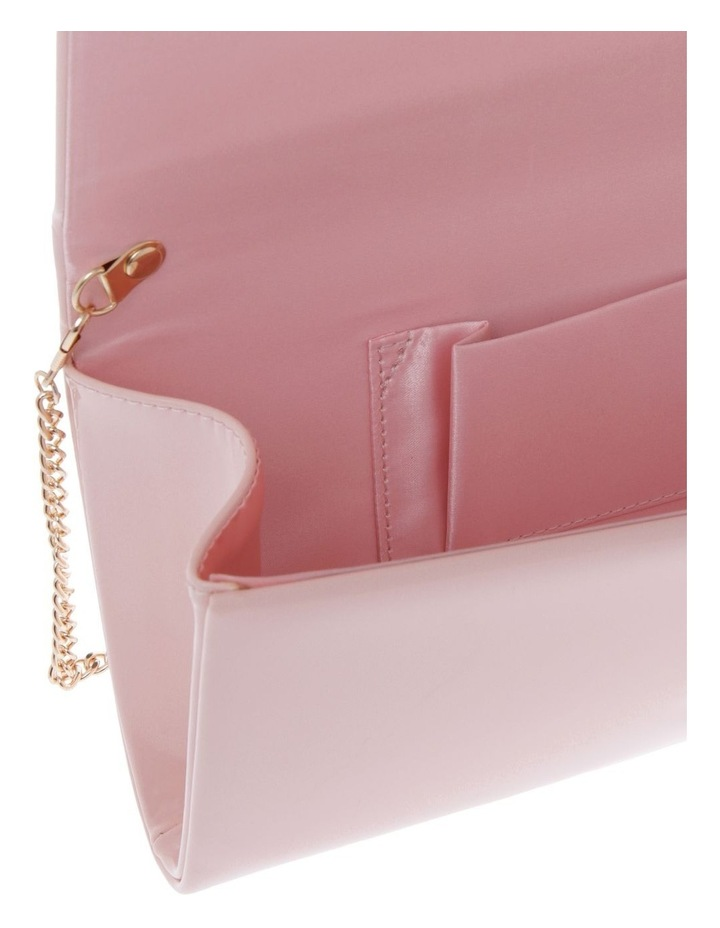 Patent Flap Over Clutch Bag VM18 - 385 image 4