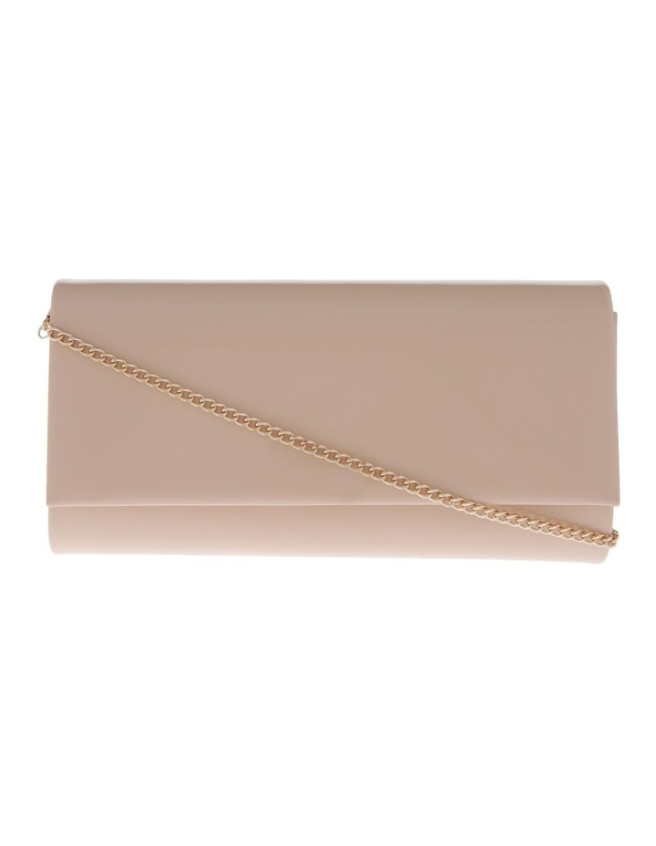 Patent Flap Over Clutch Bag VM18 - 385 image 1