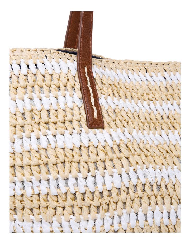 COZ044 Palm Double Handle Tote Bag image 3