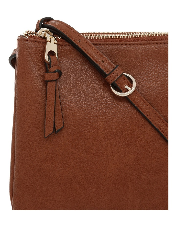 Lia Zip Top Crossbody Bag image 3