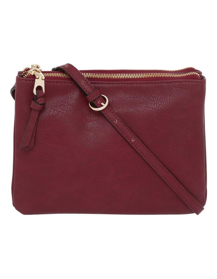 Lia Zip Top Crossbody Bag image 1