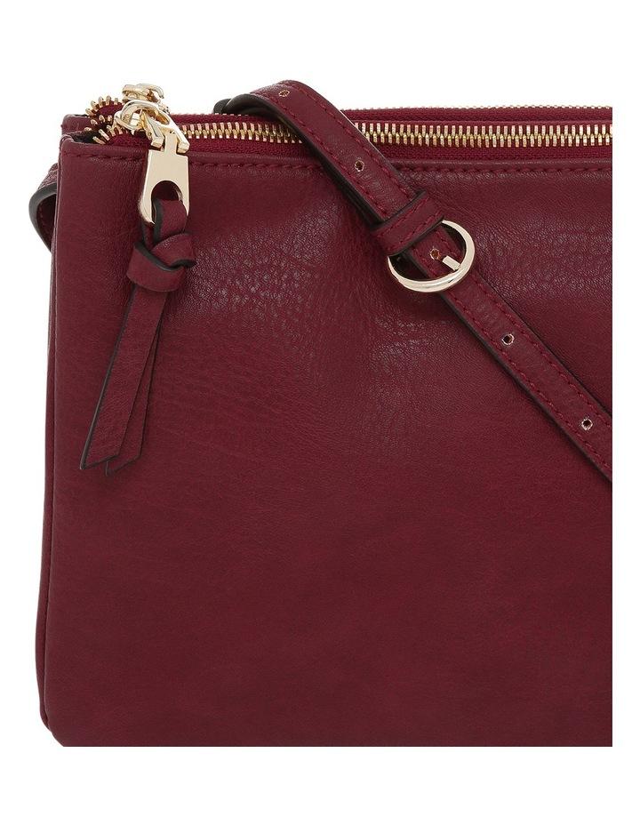 Lia Zip Top Crossbody Bag image 3