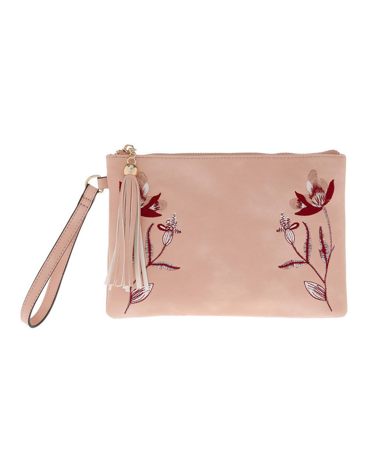 Lilli Embroidered Pouch image 1
