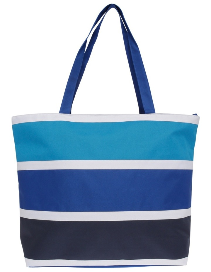 Stripe Double Handle Tote Bag RBL020 image 1