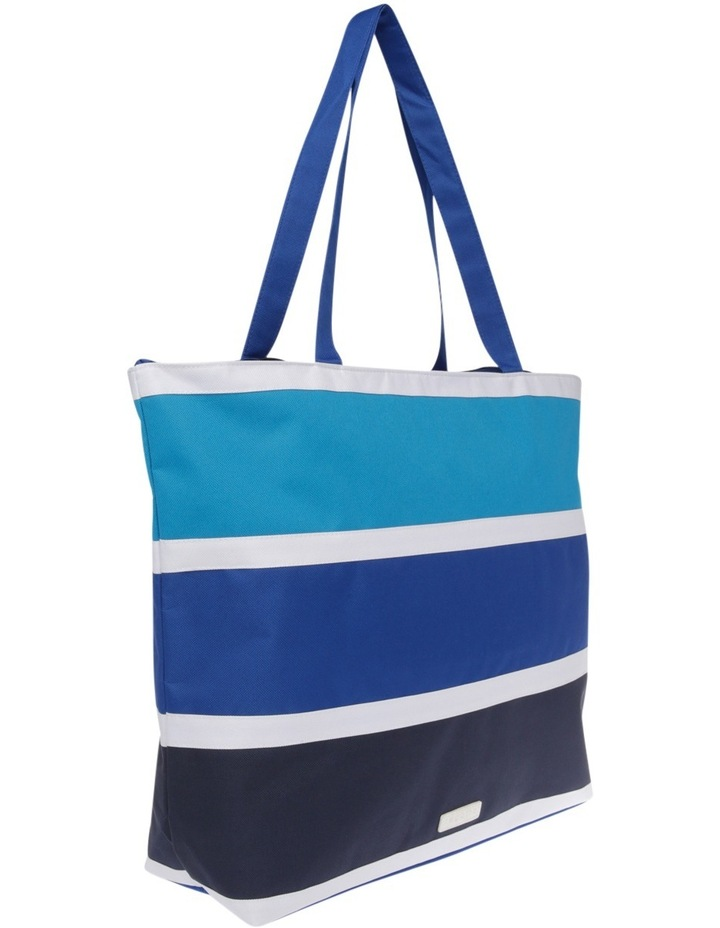 Stripe Double Handle Tote Bag RBL020 image 2