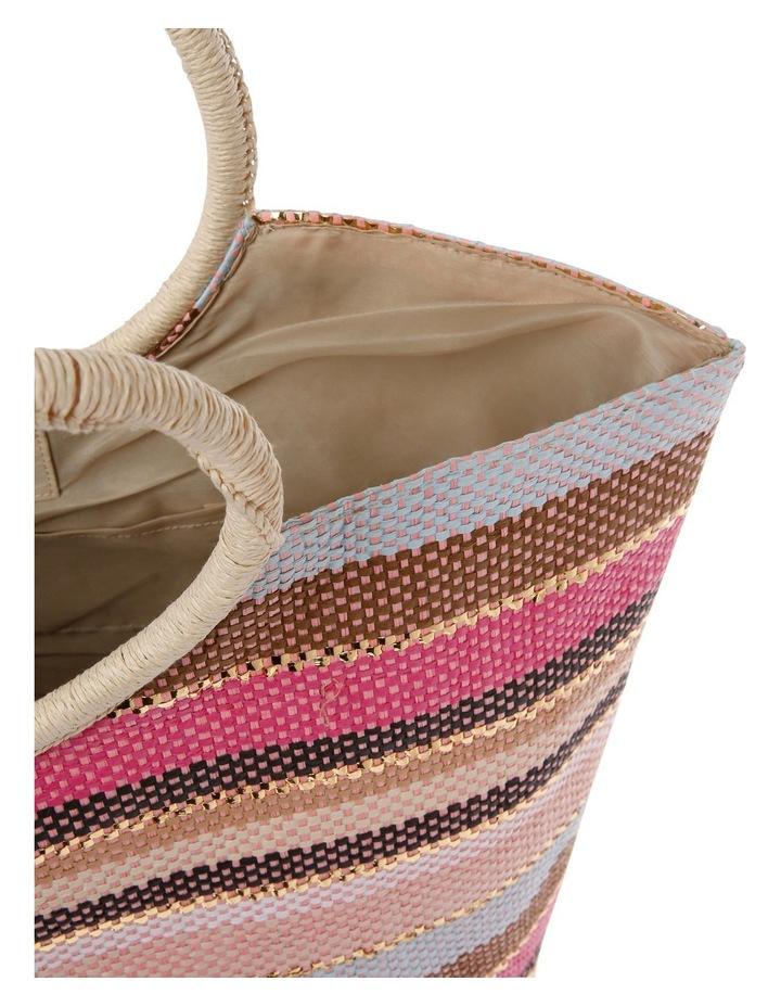 Multi Top Handle Tote Bag RBL013 image 4