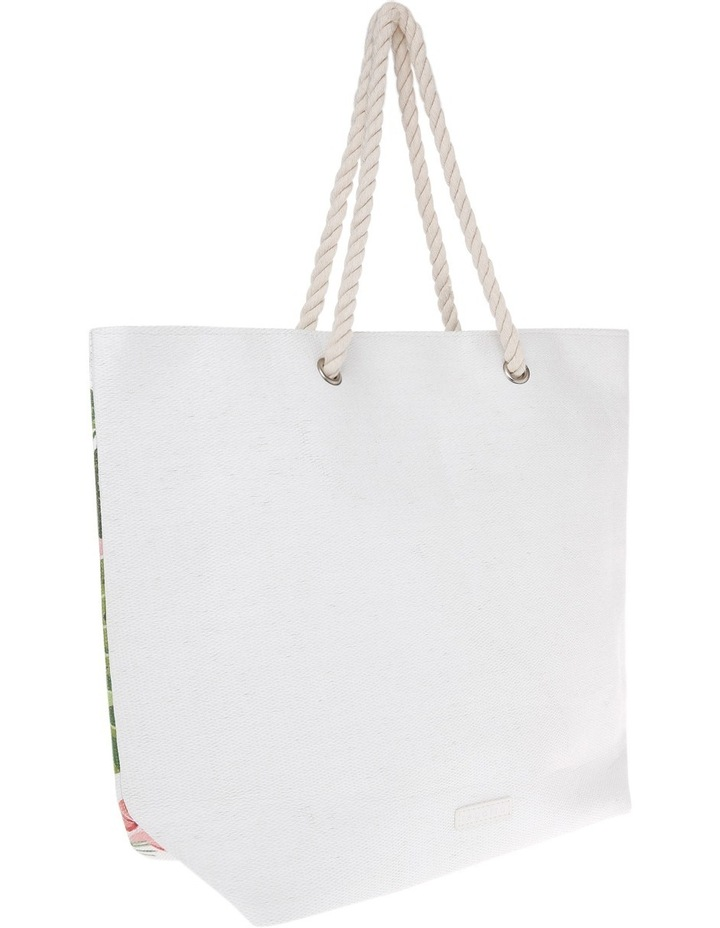 Floral Double Handle Tote Bag RBL030 image 2