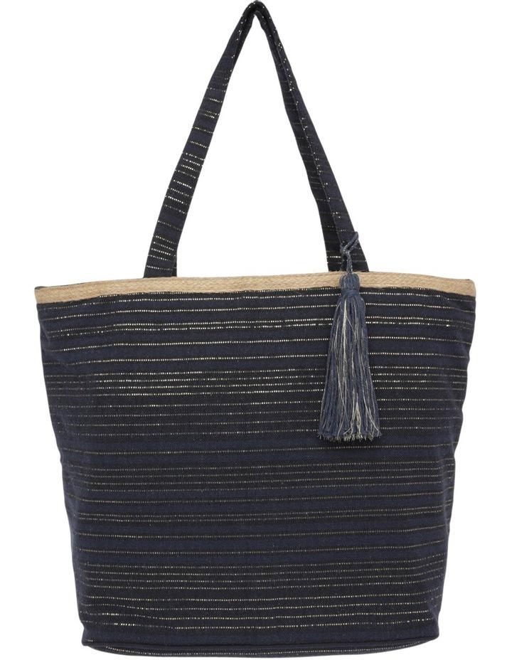 Noumea Zip Top Tote Bag RGI-001 image 1
