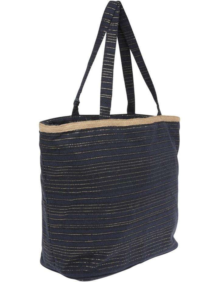 Noumea Zip Top Tote Bag RGI-001 image 2