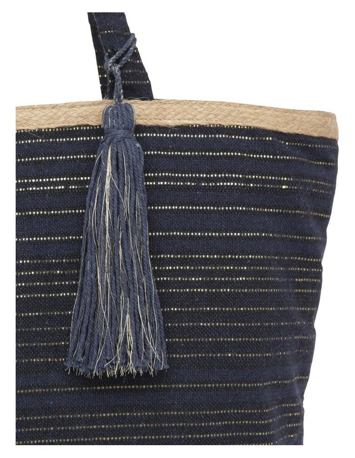 Noumea Zip Top Tote Bag RGI-001 image 3