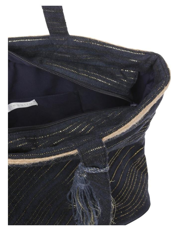 Noumea Zip Top Tote Bag RGI-001 image 4