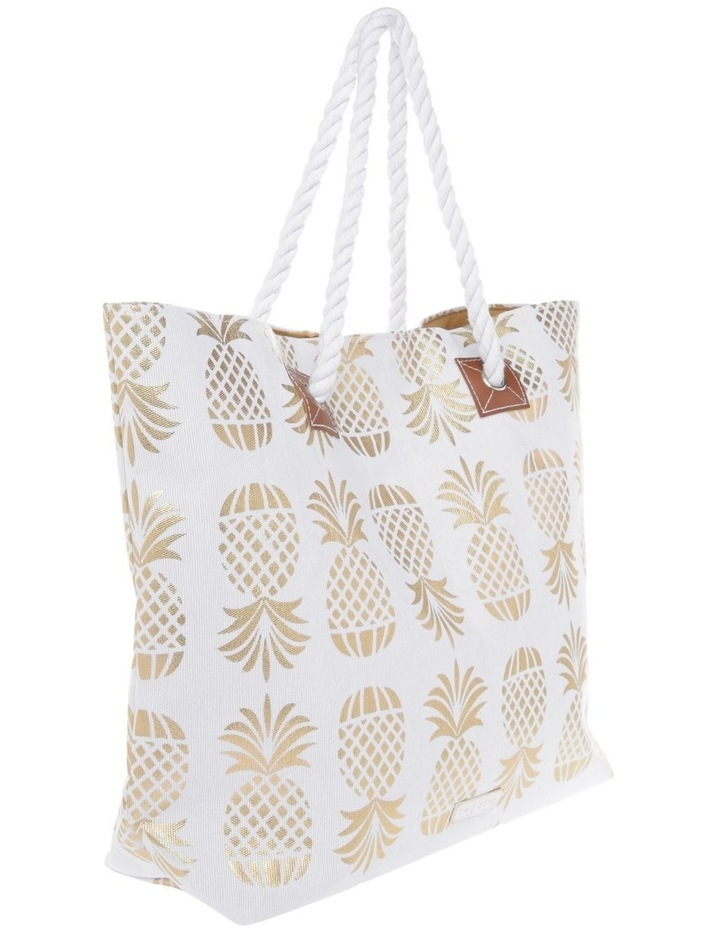 Pineapple Double Handle Tote Bag image 2
