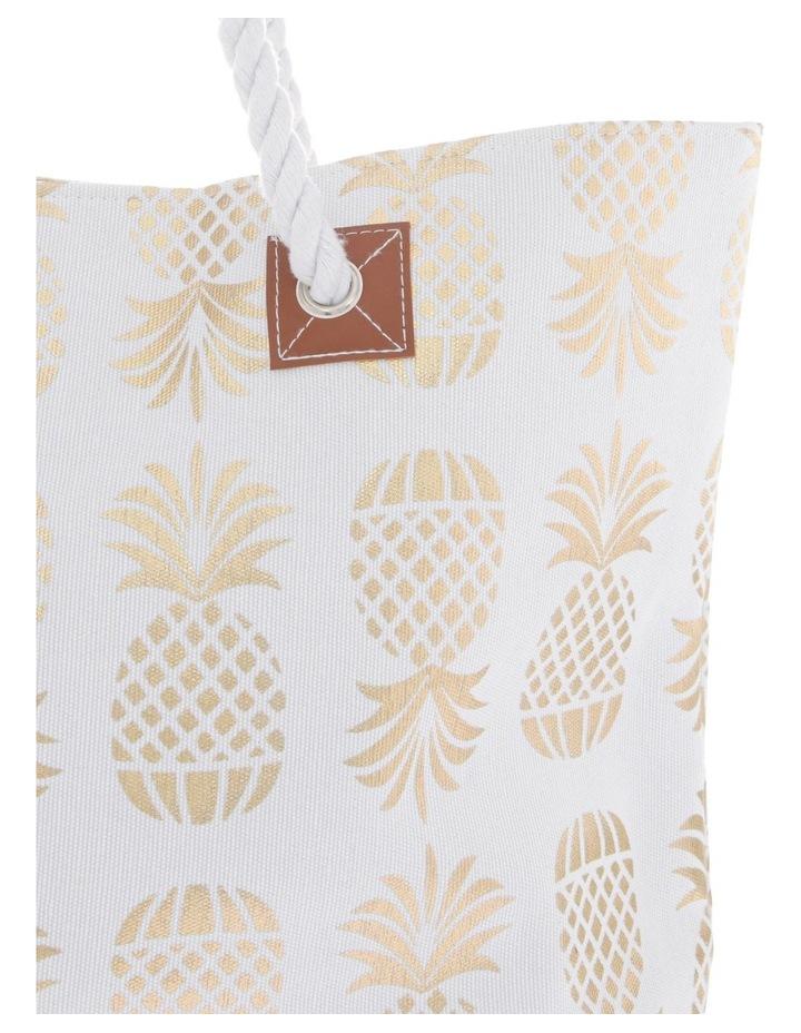 Pineapple Double Handle Tote Bag image 3