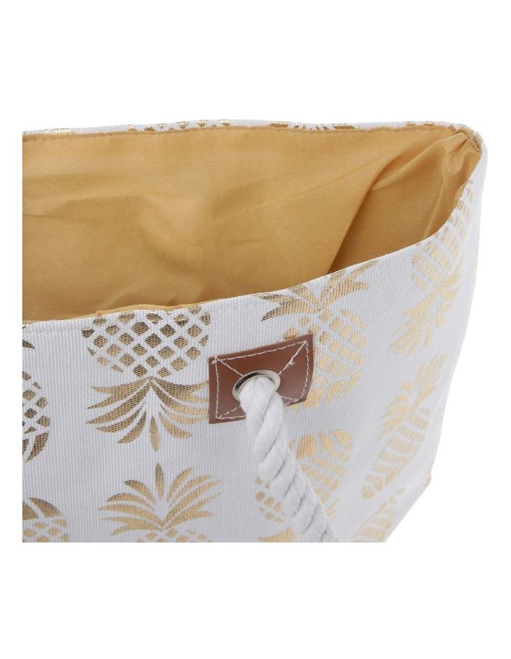 Pineapple Double Handle Tote Bag image 4
