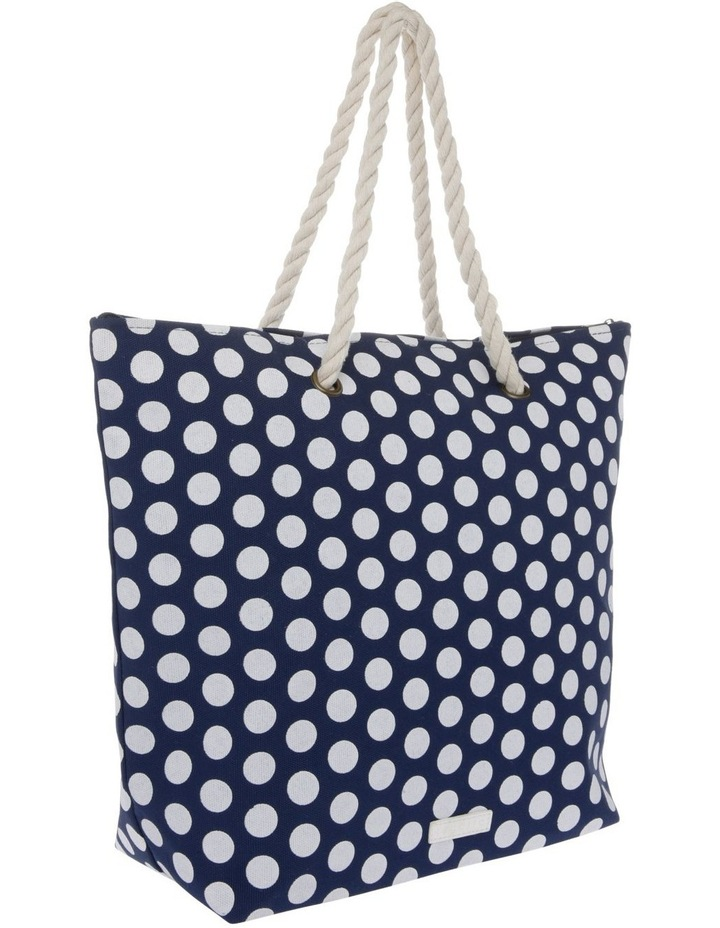 Dot Double Handle Tote Bag image 2