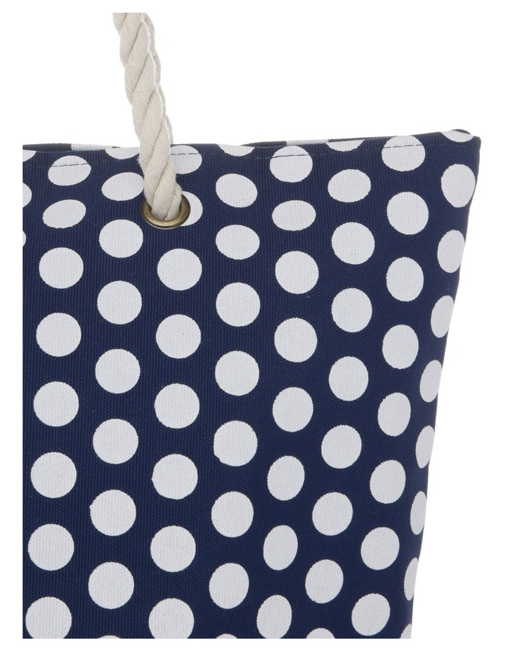 Dot Double Handle Tote Bag image 3