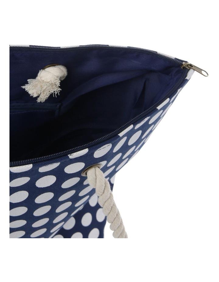 Dot Double Handle Tote Bag image 4