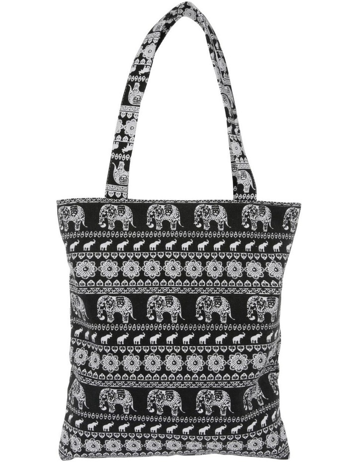 Animal Double Handle Tote Bag image 1
