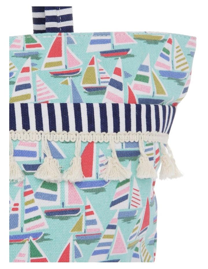 Tassels Double Handle Tote Bag image 3