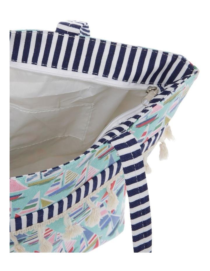 Tassels Double Handle Tote Bag image 4