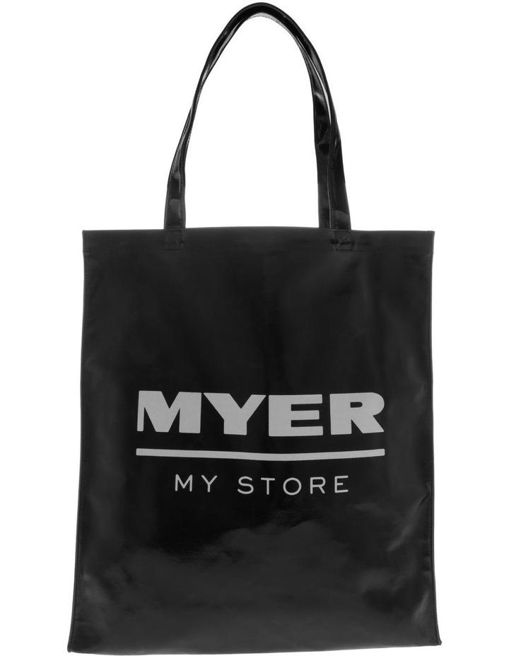 Large Shopper Double Handle Tote Bag image 1