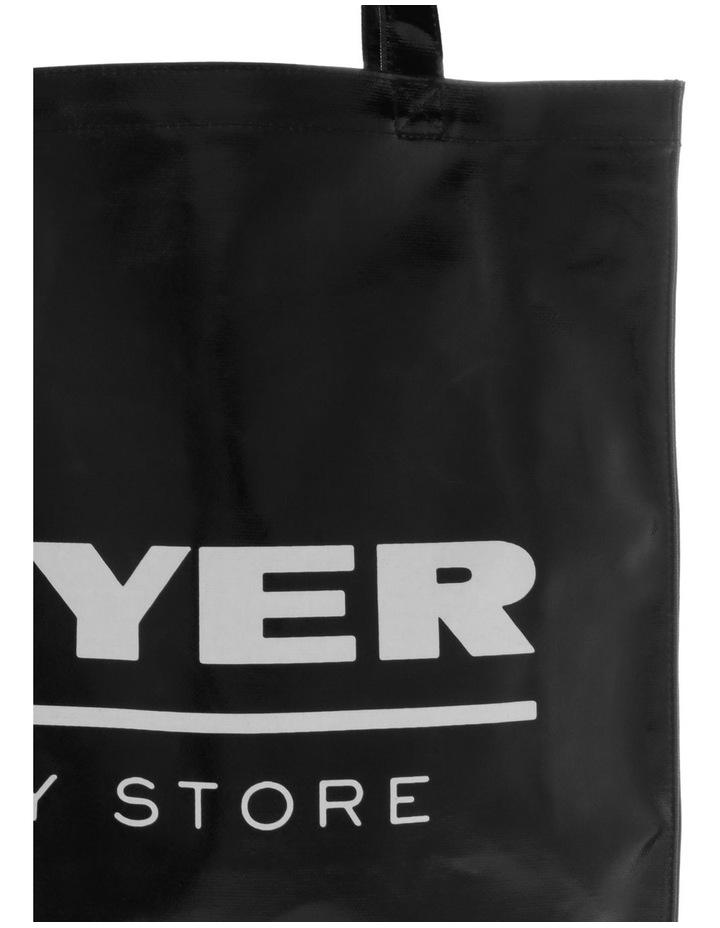 Large Shopper Double Handle Tote Bag image 3