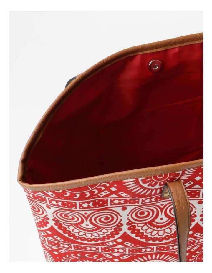 Bandana Tote Red RBR006 image 4