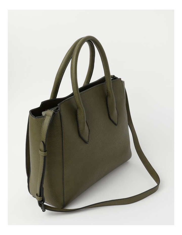 Robyn Olive Double-Handle Tote image 2