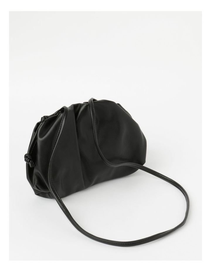 Ruched Clutch Crossbody Bag image 2