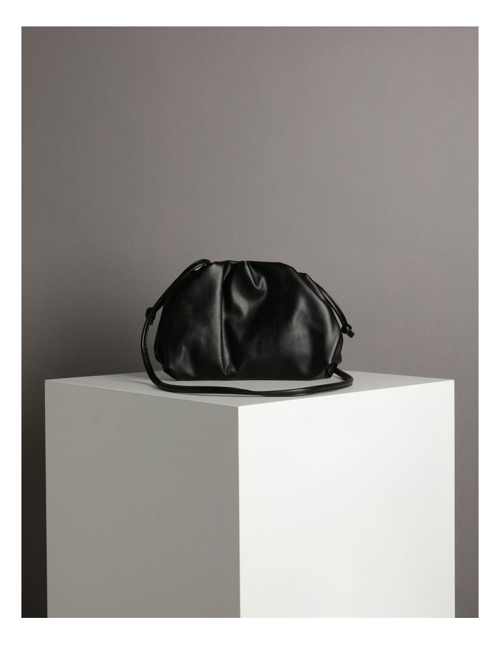 Ruched Clutch Crossbody Bag image 5