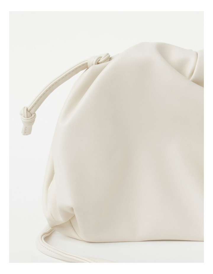 Ruched Clutch Crossbody Bag image 3