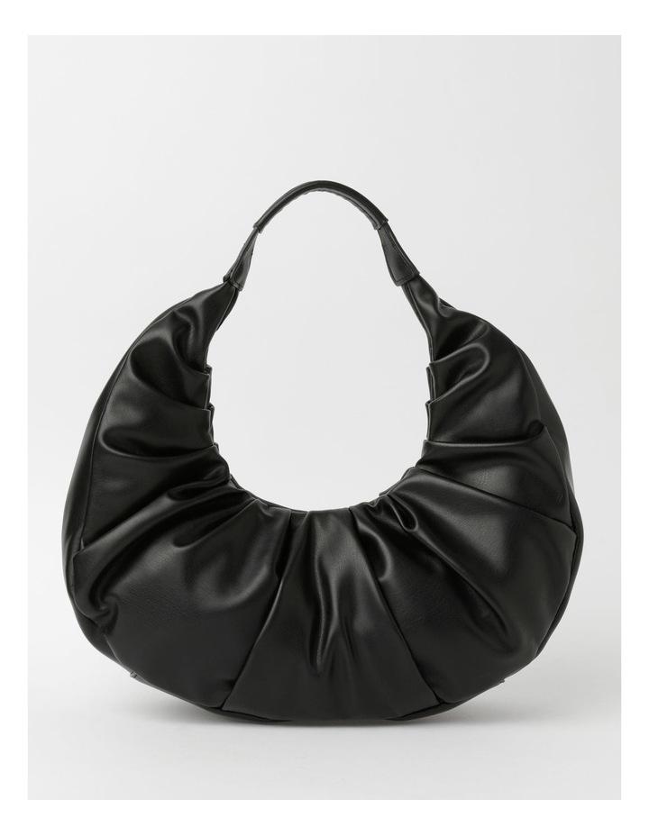 Ruched Curve Shoulder Bag image 1