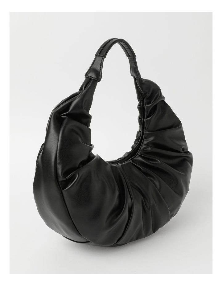 Ruched Curve Shoulder Bag image 2