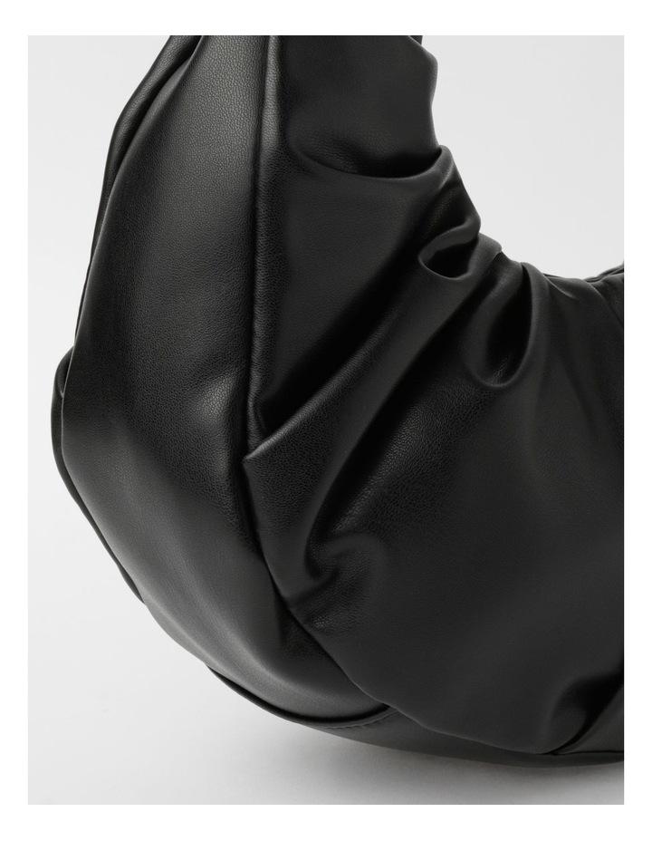 Ruched Curve Shoulder Bag image 3