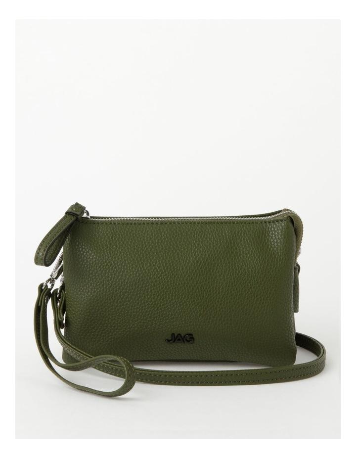 Ava Olive Crossbody Bag image 1