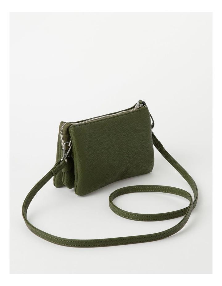 Ava Olive Crossbody Bag image 2