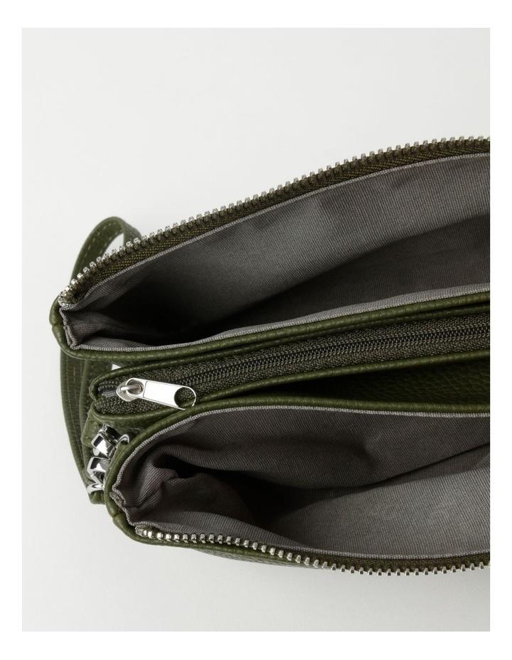 Ava Olive Crossbody Bag image 4