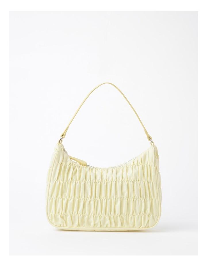 New York Lemon Baguette Shoulder Bag image 1