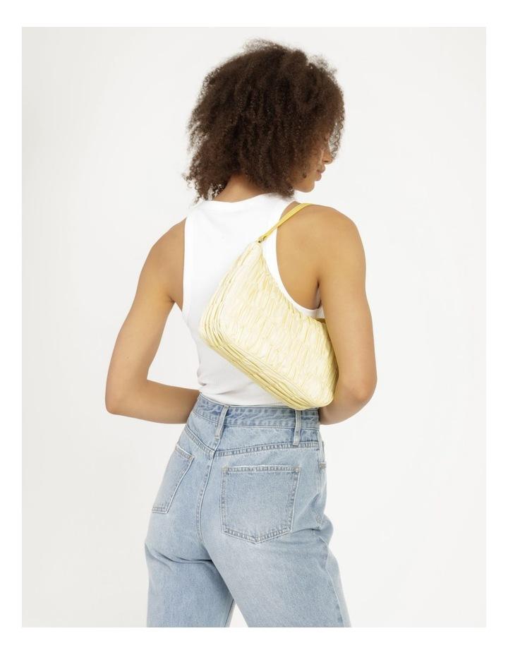 New York Lemon Baguette Shoulder Bag image 2