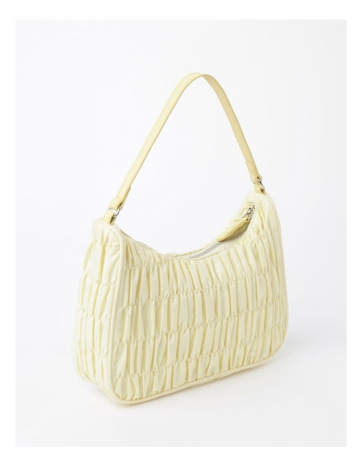 New York Lemon Baguette Shoulder Bag image 3