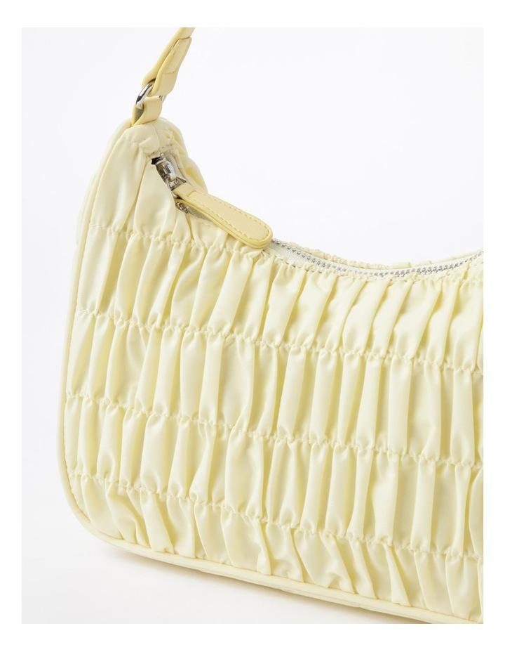 New York Lemon Baguette Shoulder Bag image 5