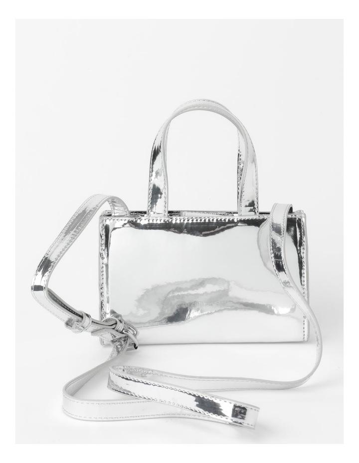 Boston Silver Mini Crossbody Bag image 1